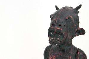 Sylwester Ambroziak (ur. 1964, Łowicz), Kobieta-demon