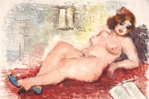 Abraham Weinbaum (ur. 1890 - zm. 1943), Akt kobiecy
