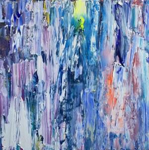 Gossia Zielaskowska (ur. 1983) - BLUE, 2020