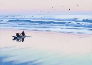 Majewski Maciej, POST SURFIN' CHILL OUT, 2020