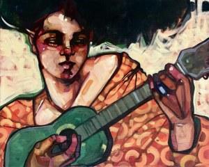 Magdalena Połacik, Smutne melodie na ukulele