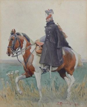 Zygmunt Rozwadowski (1870 Lwów - 1950 Zakopane), Beliniak – sygnalista, 1917 r.