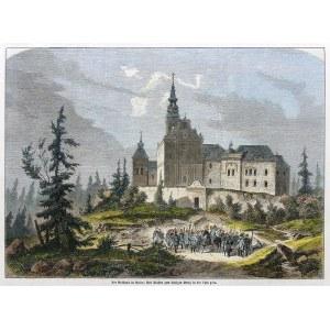 Der Auftsand in Polen: Das Kloster zum heiligen Kreuz in der Lysa Góra