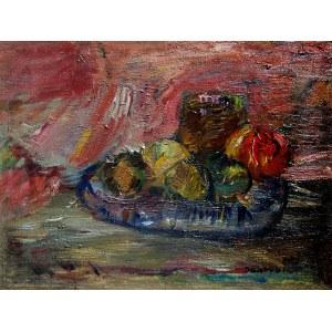 Jan Cybis (1897-1972), Owoce, 1949