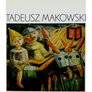 Władysława Jaworska, Tadeusz Makowski - polski malarz w Paryżu