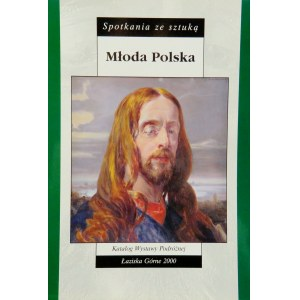 """Adam Konopacki, Stefania Krzysztofowicz-Kozakowska, Młoda Polska z cyklu """"Spotkania ze sztuką"""""""
