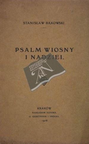 BĄKOWSKI Stanisław