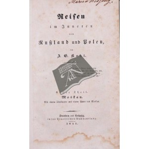 KOHL Johann Georg