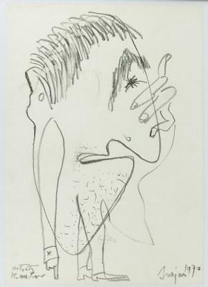 Józef Szajna (1922 Rzeszów - 2008 Warszawa), Artysta Kantor, 1970 r.