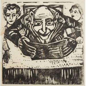 Władysław Rząb (1910 Zgierz – 1992 Łódź), Czytanie tory