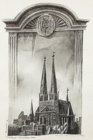 Henryk Waniek (ur. 1942), Katedra, 1993 r.