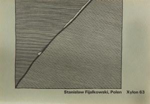 Stanisław Fijałkowski (ur. 1922 Zdołbunów), Teka Xylon, 1963 r.