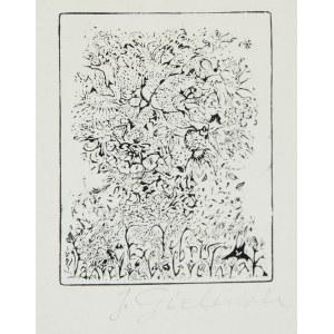 Józef Gielniak (1932 Denain we Francji - 1972 Bukowiec koło Kowar), Ex libris
