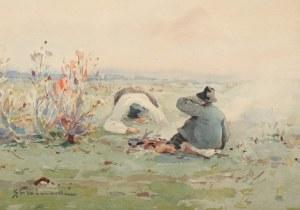 GIBIŃSKI Stanisław (1882-1971),
