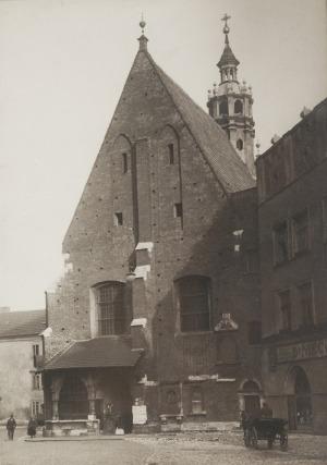 Jan BUŁHAK (1876-1950), Kościół Św. Barbary w Krakowie, ok.1930