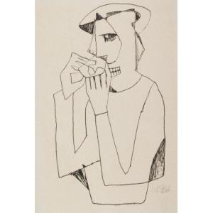 Antoni ŻABSKI, Portret