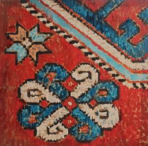 Olga Wolniak (ur. 1957, Rangunie), Fragment, 2018