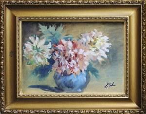 Erno Erb (ur. 1878, Lwów, zm. 1942, Lwów), Kwiaty