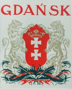 Jan BUKOWSKI (1873-1938), Zestaw 4 litografii