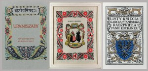 JAN BUKOWSKI (1873-1938), Zestaw 3 litografii