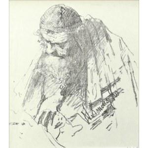 Wacław KONIUSZKO (1854-1900), Stary Żyd