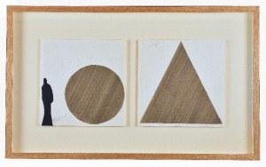 Ryszard WINIARSKI (1936-2006), Para projektów we wspólnej oprawie, 1987