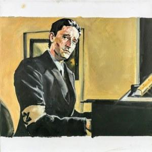 Grupa The Krasnals, Pianista - Pianist, Władysław Szpilman, Adrien Brody, z cyklu Jews, 2016