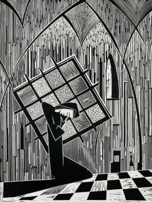 Stefan RASSALSKI (1910-1972), Spowiedź, 1965