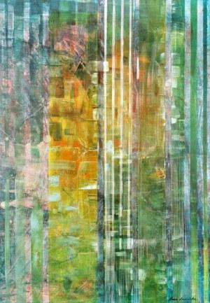 Anna LEWIŃSKA (ur. 1950), Bez tytułu, 2020