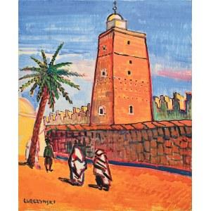 Mieczysław Lurczyński, Maroko, lata 60. XX w.