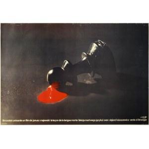 Marek Freudenreich Lekcja martwego języka, 1979 r.