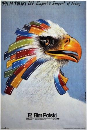 Andrzej Pągowski Film Polski Ltd. Export & Import of films, 1989 r.