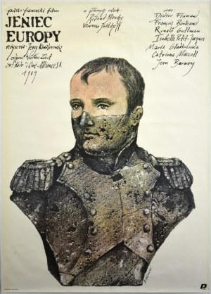Andrzej Pągowski Jeniec Europy, 1989 r.