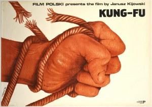 Andrzej Pągowski Kung Fu, 1970 r.