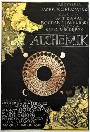 Henryk Waniek Alchemik, 1989 r.
