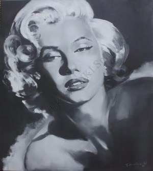 Tomasz Kozłowski (ur.1982) Marilyn Monroe