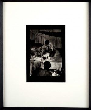Jan Saudek (Ur. 1935 Praga), Pierwszy dzień w domu