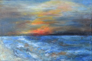 Anna Forycka - Putiatycka, Le couche du soleil VII
