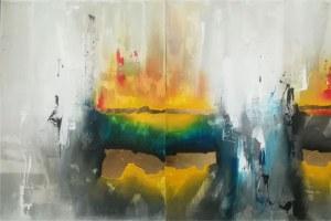 Małgorzata PABIS, Afterglow, 2020 r.