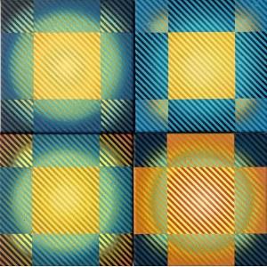 Michał WĘGRZYN (pseud. DEMENZ), Color Vibration, 2020 r.