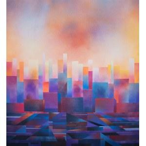 Artur MARCINISZYN (pseud. KOCUR1), Sunrise Vibes, 2020 r.