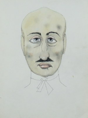 Kazimierz Mikulski (1918-1998), Projekt maski Michela