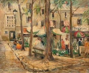 Maurice Blond (1899 Łódź – 1974 Clamart), W Paryżu