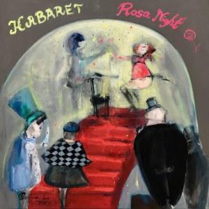"Joanna Aninowska, Kabaret ""Rosa Night"" 5"