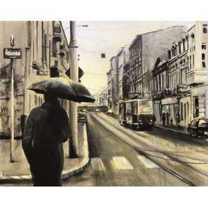Monika Dałek, Lubię poczucie bycia anonimowym w mieście, w którym jeszcze nie byłem