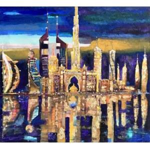 Magdalena Kurek, Dubaj-miasto kontrastów