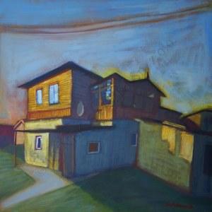 Jan Markiewicz, Dom w Andrespolu