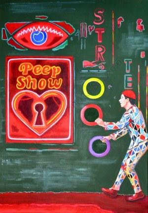 Michał Zalewski, Peep show
