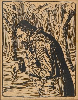 Witold Rzegociński (1883-1969), Jesienne liście, 1903 r.