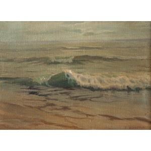 Otton Edward Borzemski (?-1978), Morze